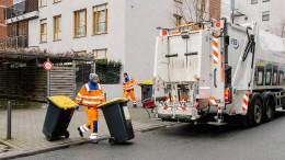 Frankfurter sorgen für deutlich mehr Abfälle