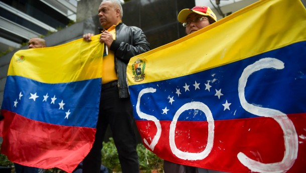 Pompeo sieht Verantwortung bei Russland und Kuba