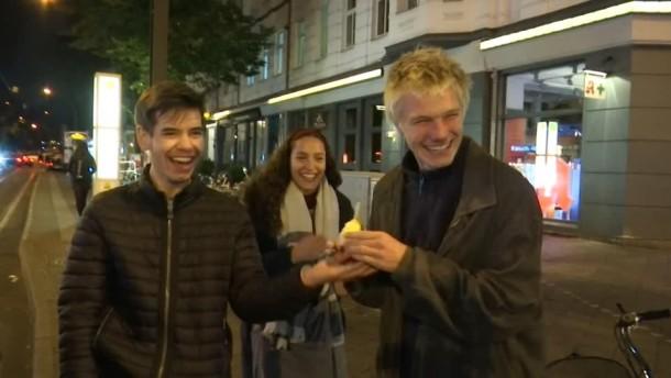 Das sagen die Jugendlichen in Berlin