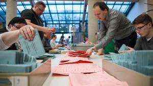 Wahllokale in Hessen verfügen über ausreichend Helfer