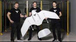 Wingcopter erhält 22 Millionen Euro für Drohnen-Produktion