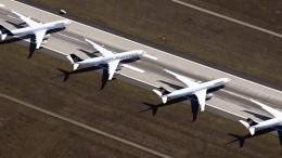Deutsche Flughäfen fordern Geld vom Staat
