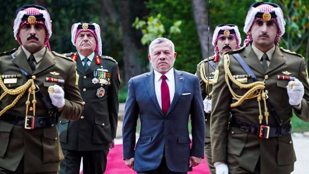 König Abdullahs schwierige Entscheidung