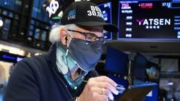 Anleger feiern Trumps Zugeständnis an die Realität