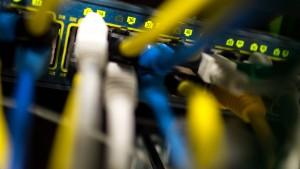 Stopp für den Datenverkehr