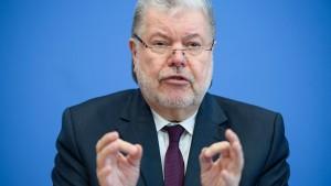 Kurt Beck will Bundesländer fusionieren