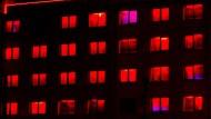 In Hotelzimmern: In San Diego wurden Frauen zur Pornografie gedrängt.