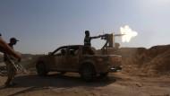Repräsentantenhaus erlaubt Obama Ausbildung syrischer Rebellen