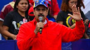 Maduro blockiert humanitäre Hilfe
