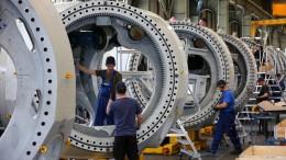 Maschinenbauer fürchten Folgen der Handelskonflikte