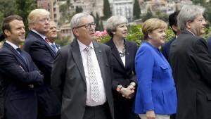 Europa erteilt Trump eine Absage