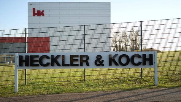 Heckler&Koch weist Gewinn vor