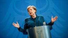"""Merkel: """"Ich muss Sie bitten: Seien Sie geduldig"""""""