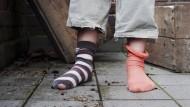 """""""Kinderarmut ist in Deutschland ein Dauerzustand"""""""
