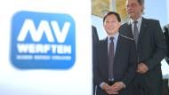 Asiatischer Investor will MV-Werften retten