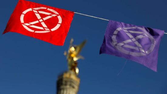 Extinction Rebellion startet weltweite Protestwoche