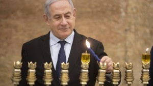 Rakete aus Gazastreifen zwingt Netanjahu in Bunker