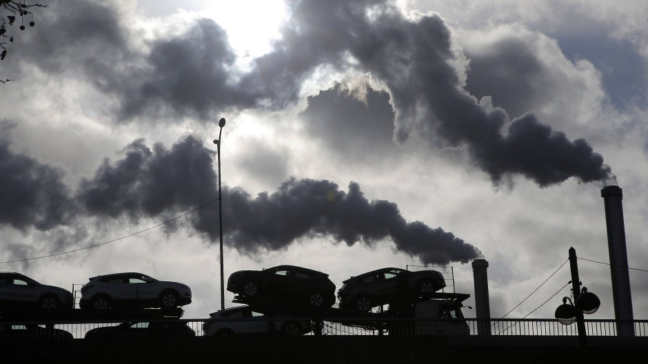 Ist Smog auch  die Ursache für eine Reihe von psychischen Erkrankungen?