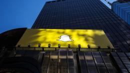 Snapchat mit enttäuschenden Nutzerzahlen