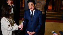 Tokio 2020 findet 2021 statt