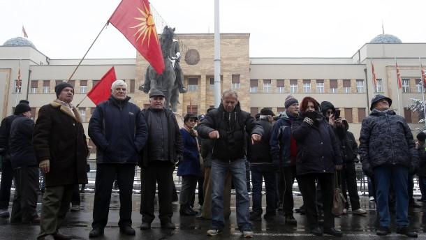 Namensänderung: Mazedonien heißt jetzt Nord-Mazedonien