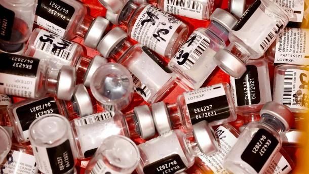 Warum andere Fabriken nicht einfach Corona-Impfstoff herstellen können