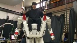 Roboter-Anzug für Rettungsmissionen