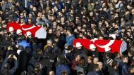 Der Terror ist zurück in Istanbul