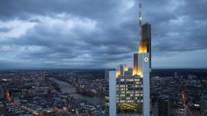 Commerzbank droht Strafe von der Aufsicht