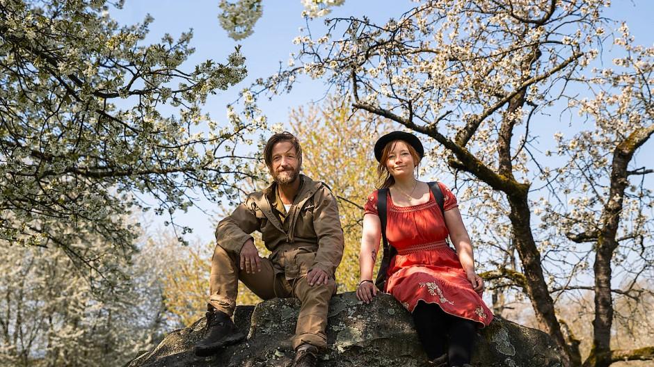 Abseits der ausgetretenen Pfade: Die Wanderführer von Andreas Eikenroth und Katrina Friese leiten die Leser kreuz und quer durch die Natur.
