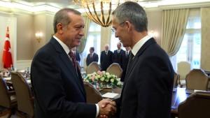 Ankara will nicht allein marschieren