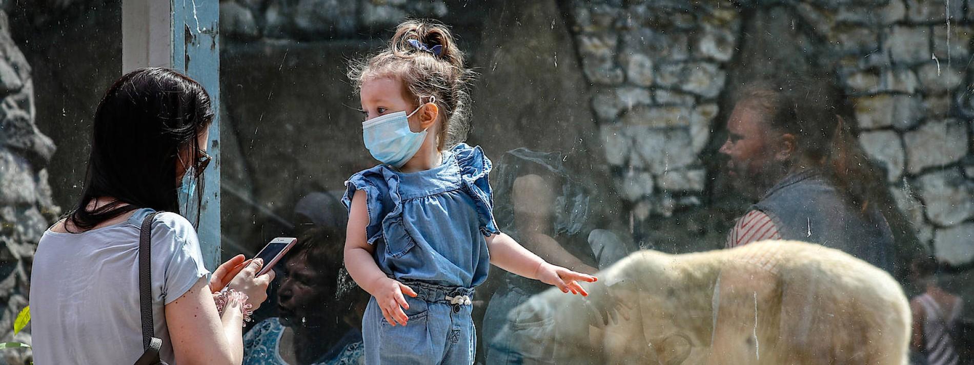 Londoner Zoo öffnet wieder seine Pforten