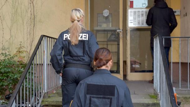 Terrorverdächtiger in Berlin verhaftet