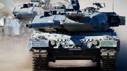 Drastischer Anstieg der Rüstungsexporte