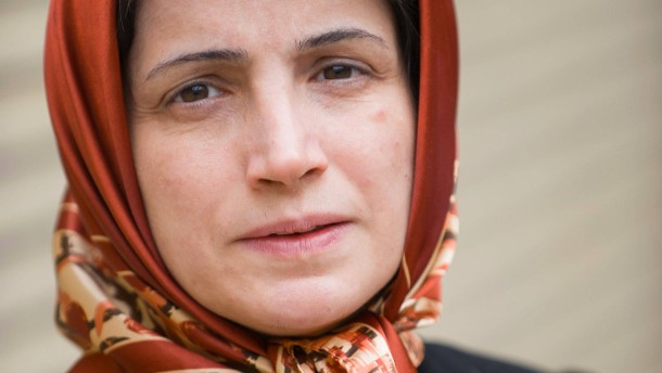 Sotudeh beendet nach 45 Tagen Hungerstreik im Gefängnis