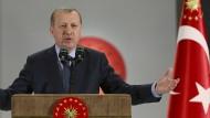Erdogan will Haftbefehl gegen Sicherheitsleute anfechten