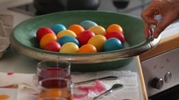 Ostern mit Handbremse