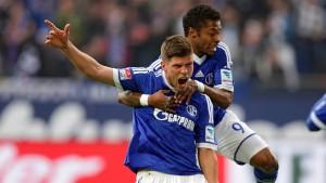Huntelaars große Schalke-Show