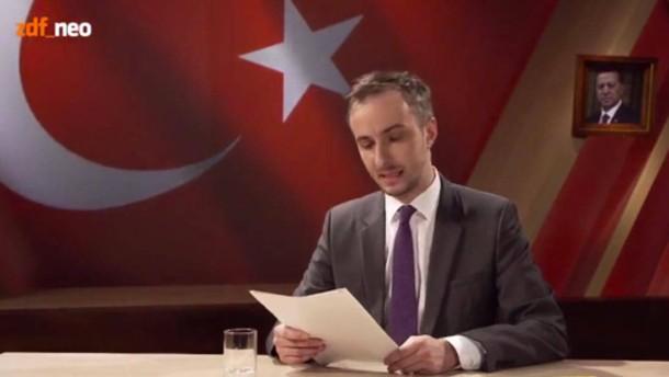 Staatsanwalt plant Anhörung von Jan Böhmermann