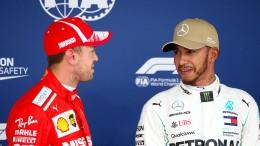 Vettels Tempo verspricht ein spannendes Rennen