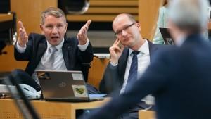 Linke und CDU fast gleichauf, AfD schwächer