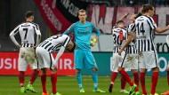 Hradecky angeblich mit Benfica Lissabon einig