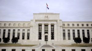 Amerikanische Notenbank erhöht Leitzins