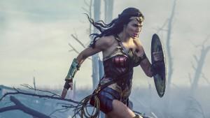 """Zehntausend Zuschauer Vorsprung für """"Wonder Woman"""""""