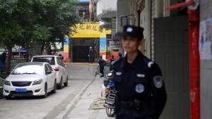Messerattacke vor Kindergarten in China