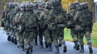 Kollabierte Soldaten nahmen Aufputschmittel