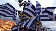 Griechenlands Haushalt fällt zurück