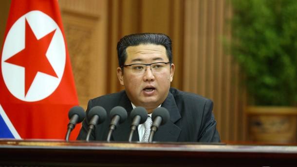 Kim Jong-Un will wieder mit Südkorea reden