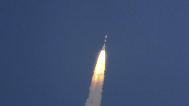 Weltraumforschung indien schafft es bis zum mars weltraum faz