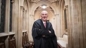 Lindsay Hoyle, der neue Dompteur von Westminster